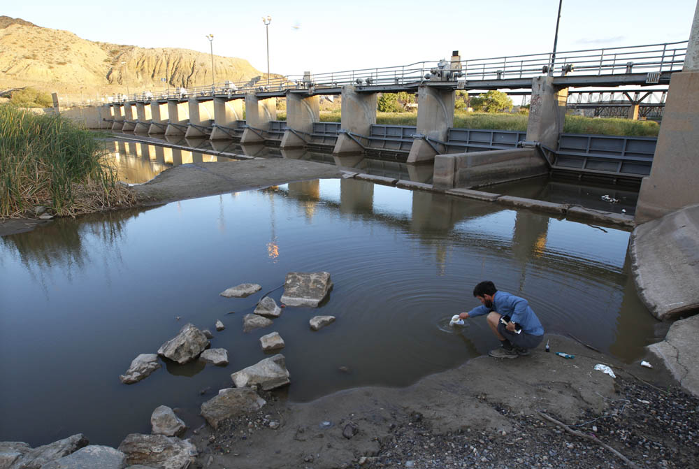 Disappearing rio grande the texas tribune for El paso fishing